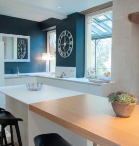 Espace cuisine chez particulier - Elodie Laroche