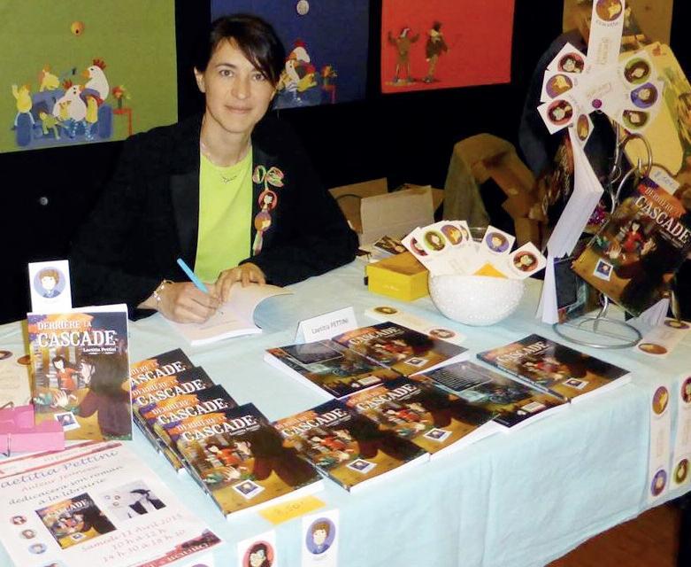 Laetitia Pettini, son nouveau roman jeunesse en librairie