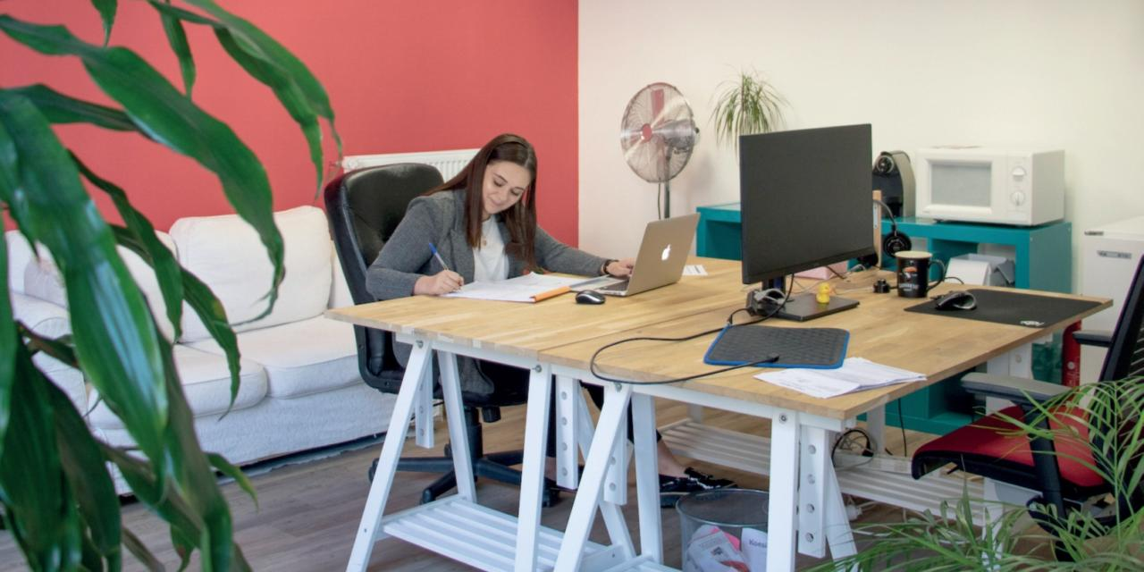 Coworking : ça déménage au QG !