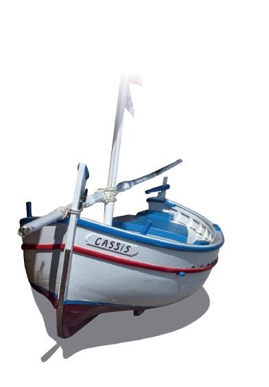 bateau cassis