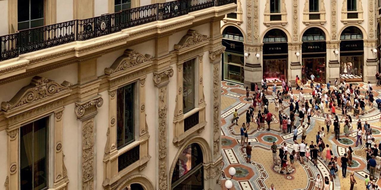 Virée shopping à Milan