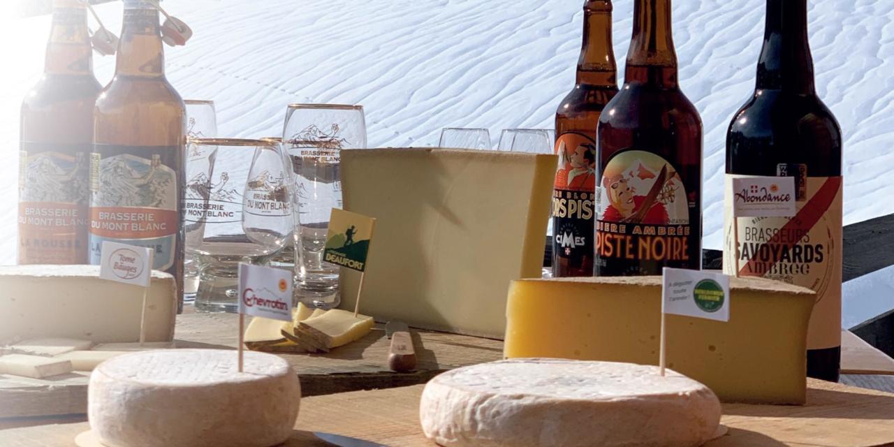 Sur la route des Fromages de Savoie