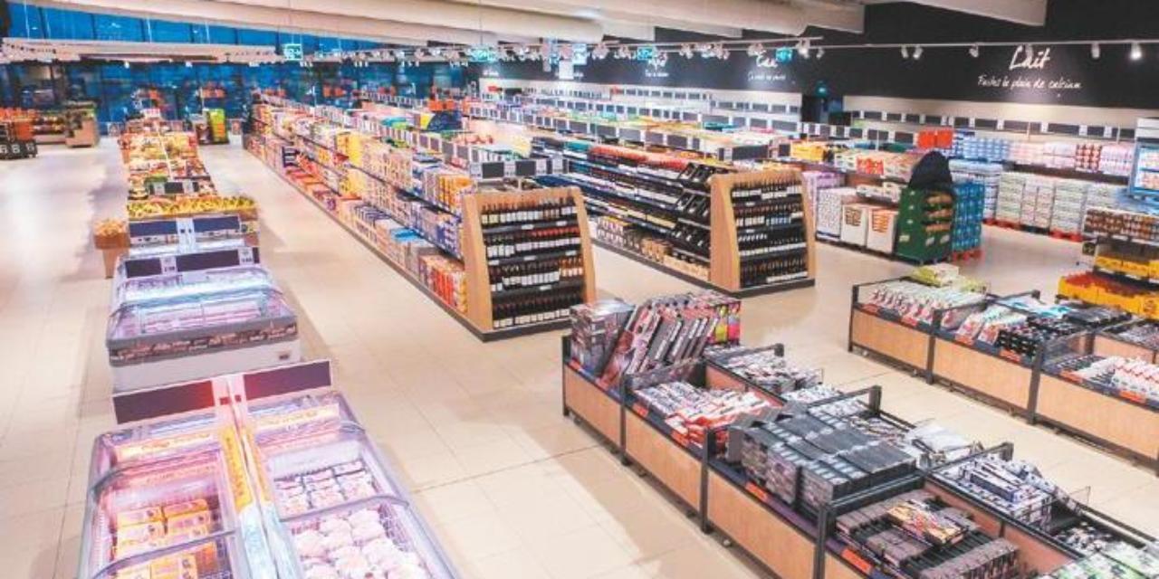 Lidl ouvre son supermarché au Carrefour de l'Europe