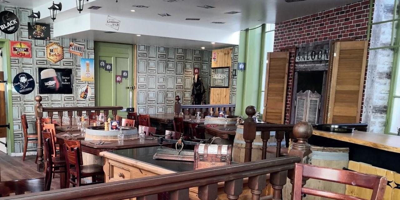 Burger Coffee : Bienvenue au saloon !
