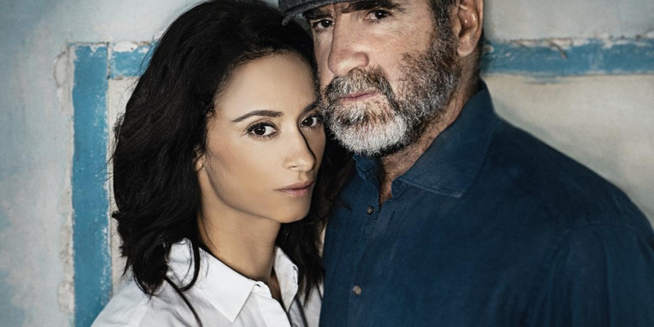 Nouvelle marque nostra d'Eric Cantona et Rachida Brakni