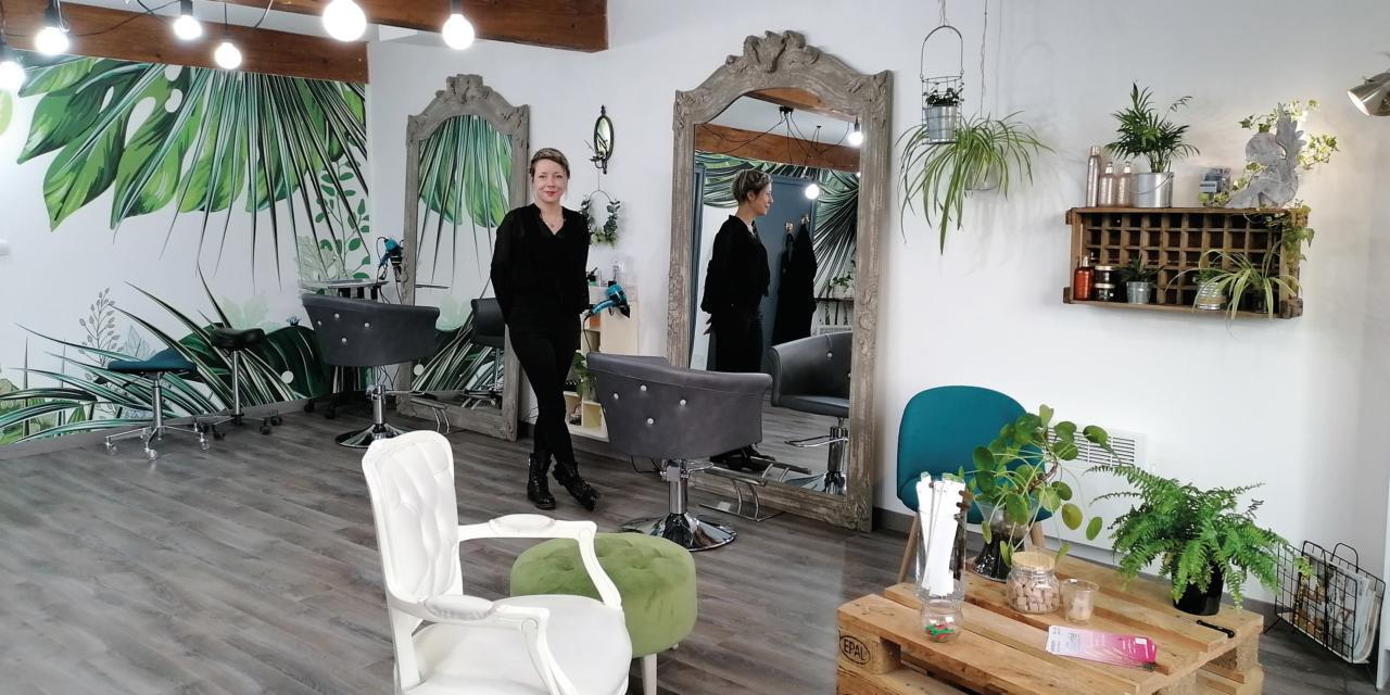 «Le Salon» a ouvert avec ses produits naturels à Attignat