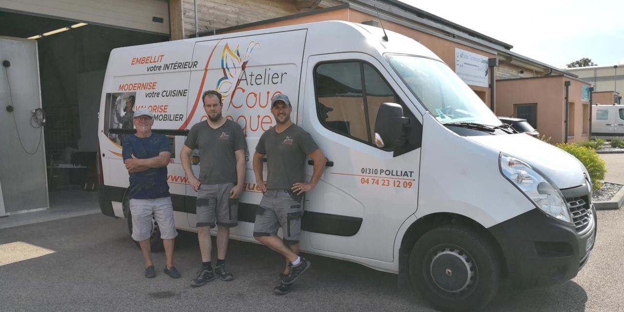 Atelier Coup d'Laques : une seconde vie pour vos meubles
