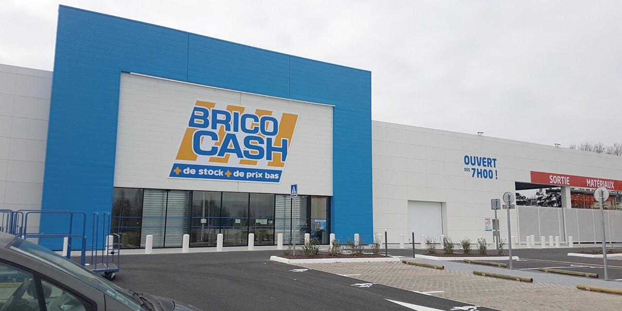 Brico Cash déménage et s'agrandit