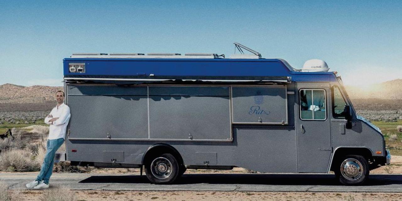 """Le Bressan de l'année sur Netflix : """"The chef in the truck"""""""