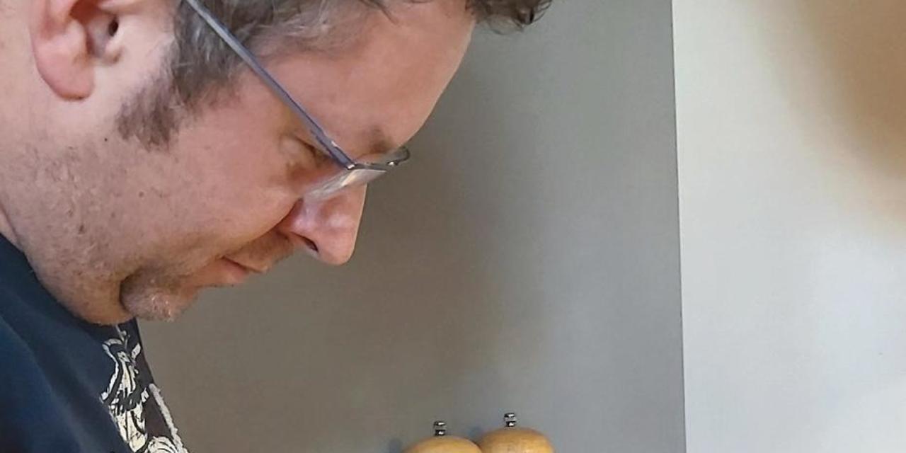 Frédéric Martin, top chef sur Facebook