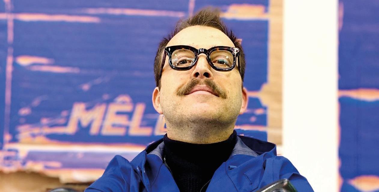 Guillaume Ducongé, un Burgien réconcilie entertainment et culture !
