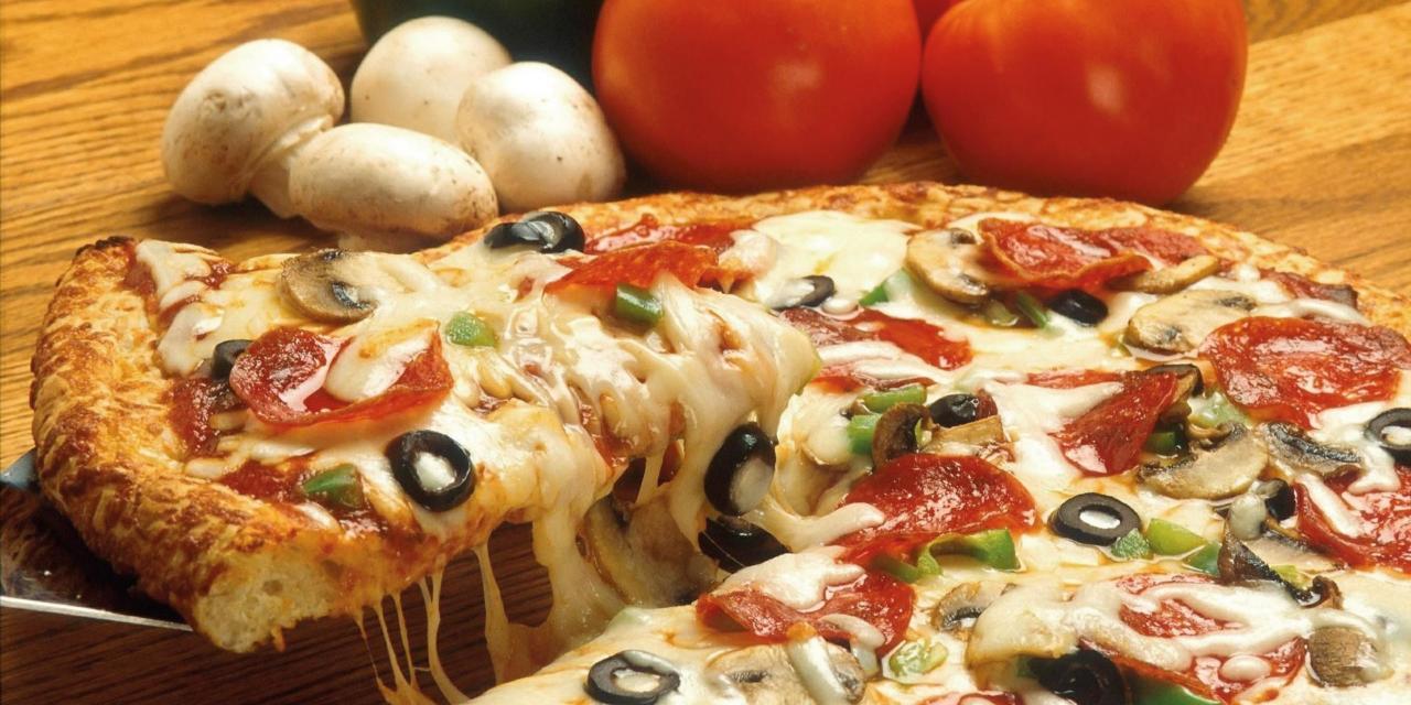 Pizza Del Arte à La Neuve
