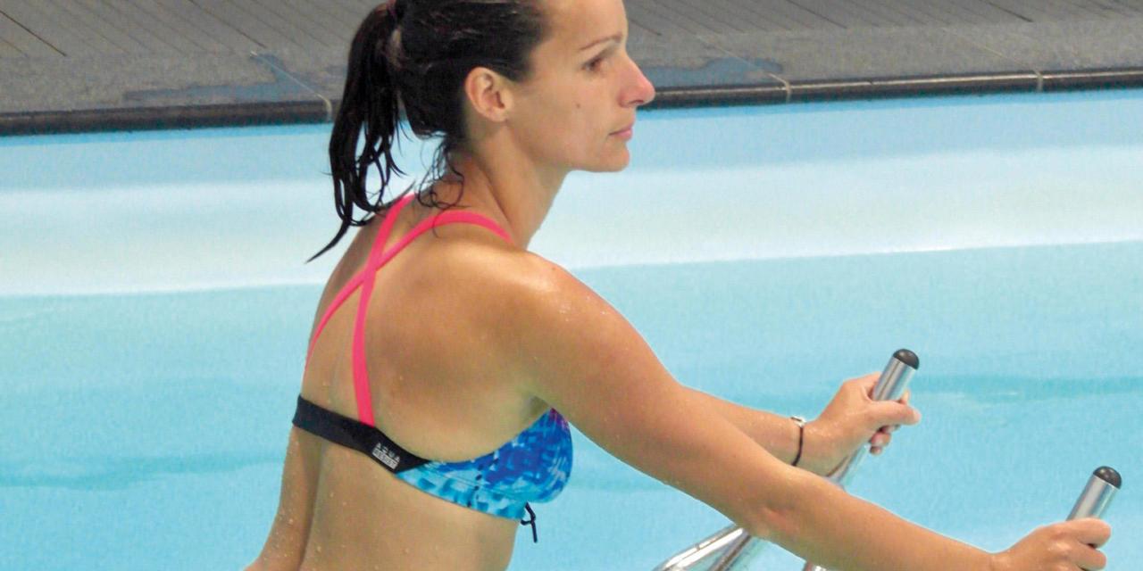 J'ai testé… l'aquabike chez Aqua Sports à Péronnas