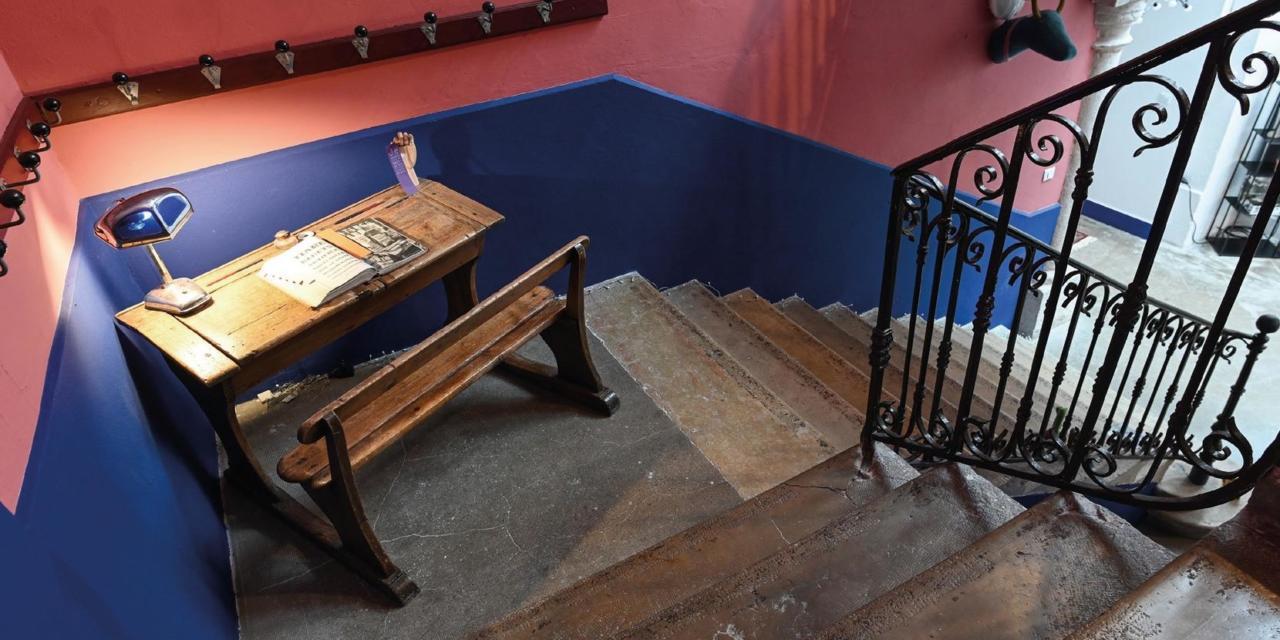 La Maison d'Ambronay : charme, calme & authenticité