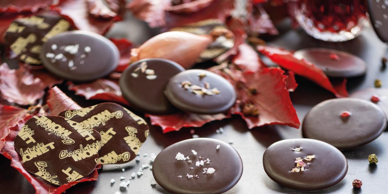 Monet, l'audacieux chocolatier burgien