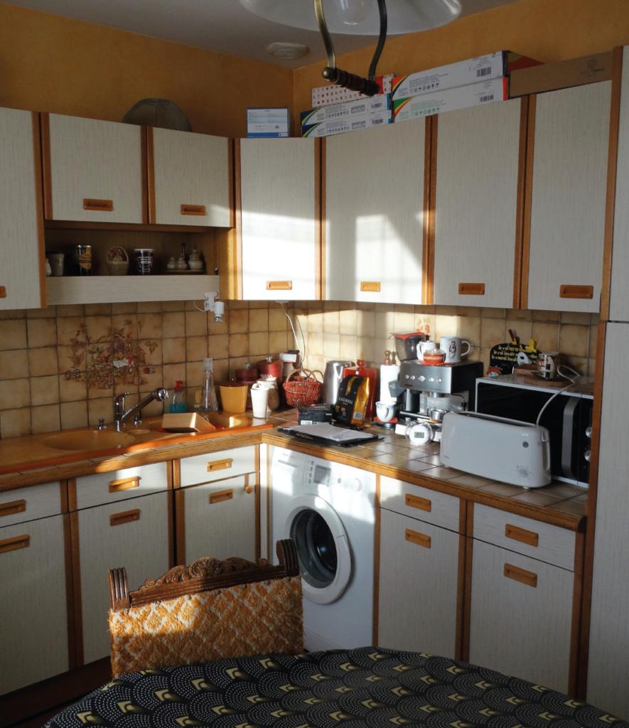 cuisine atelier coup dlaques avant