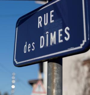 rue des dimes bourg en bresse