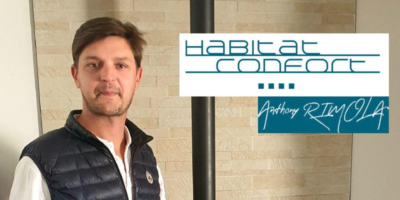 Anthony Rimola lance Habitat Confort