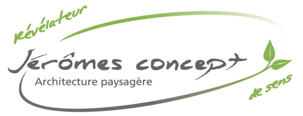 jeromes concept logo