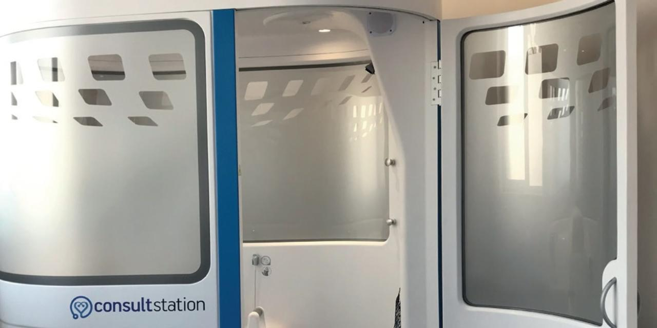 Une télécabine médicale aux Vennes