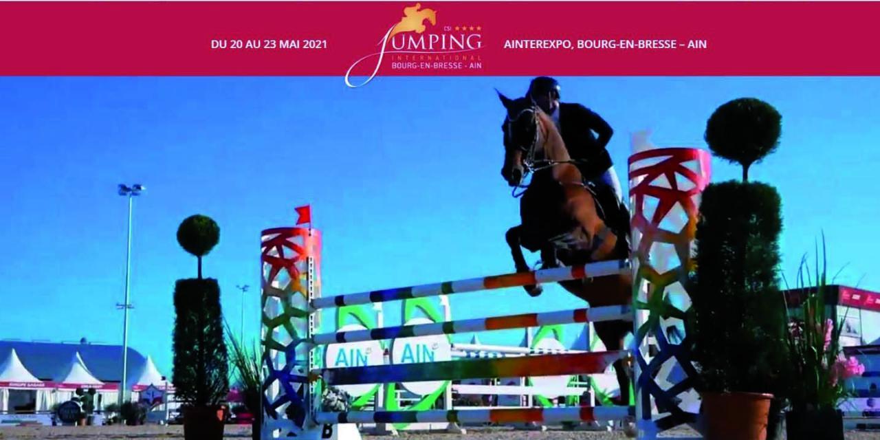 Le Jumping sur vos écrans !