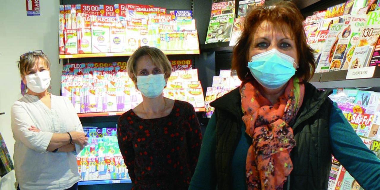 Attignat : Reprise du tabac/presse