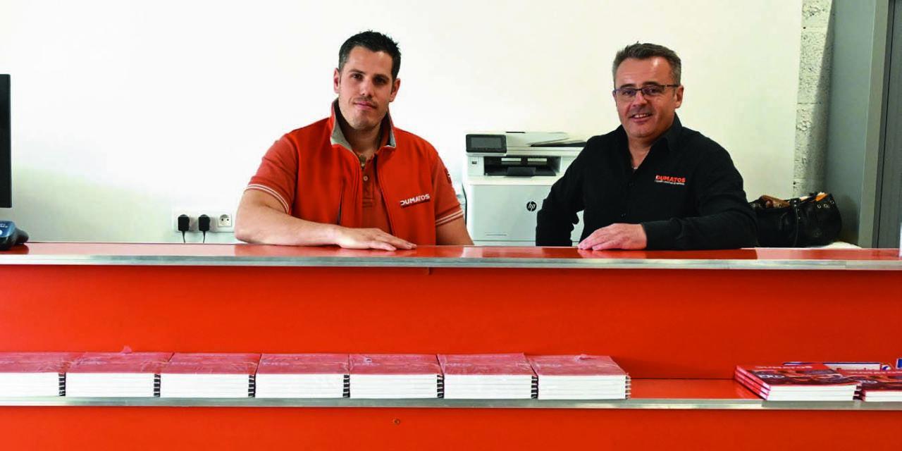 Dumatos, la boutique ouvre sa première franchise à Bourg