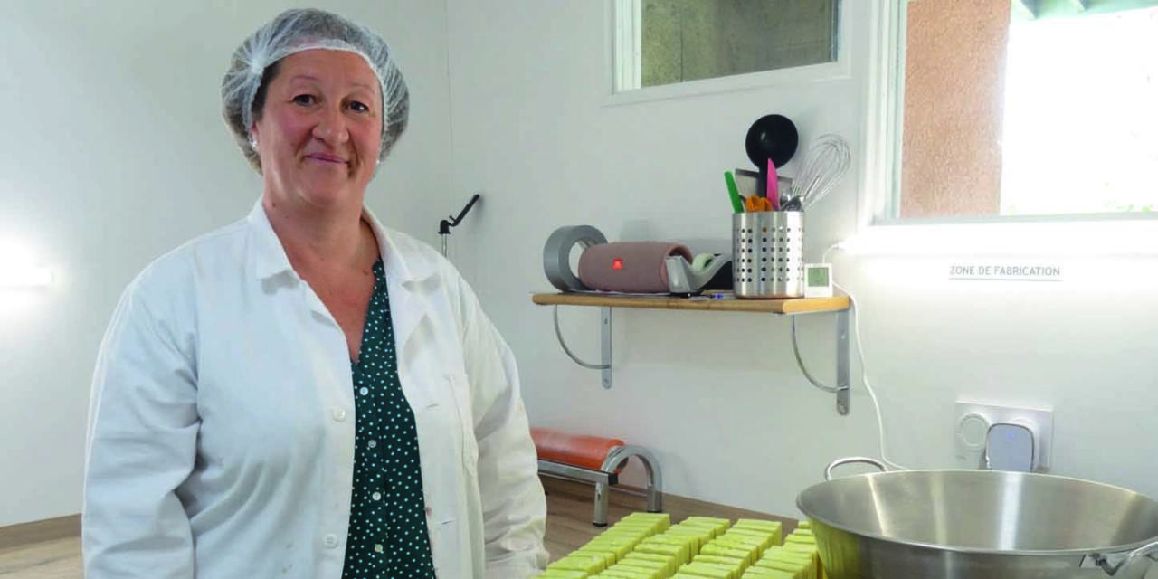 Lili de Bresse, savonnerie artisanale