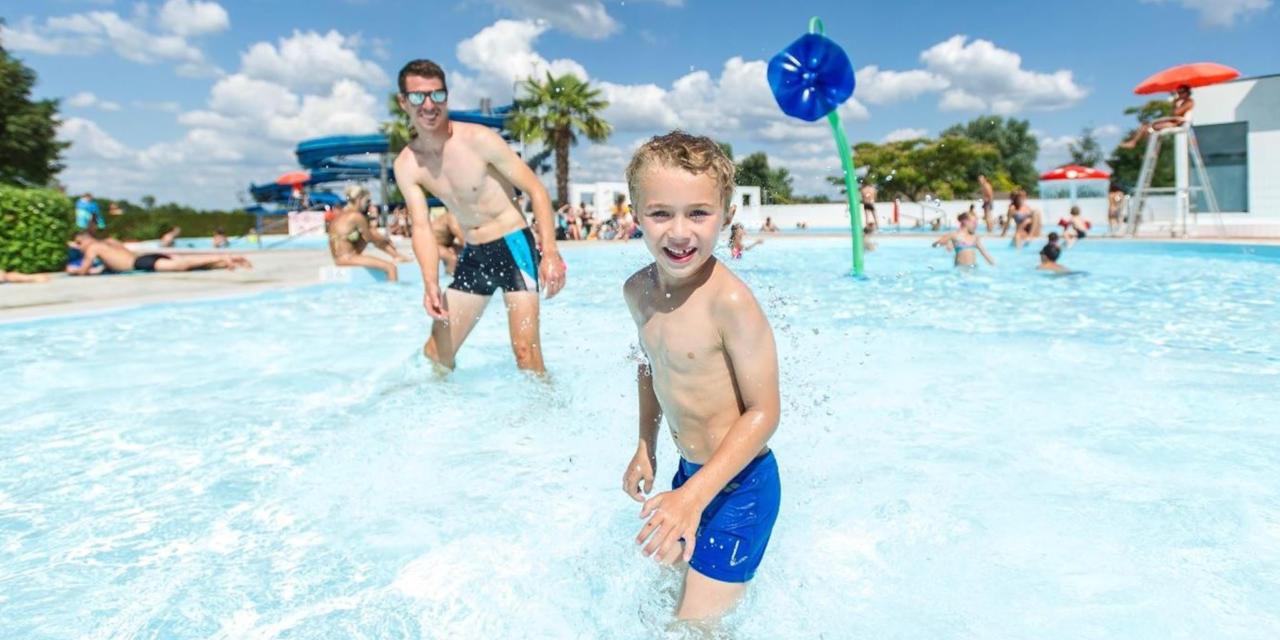 Réouverture des piscines le 9 juin : Carré d'eau et la Plaine Tonique