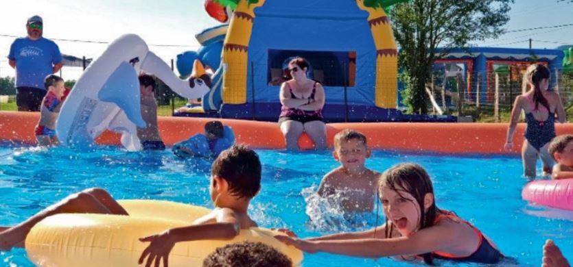 Aqua Fun Park à Peronnas
