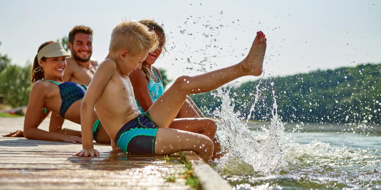 Les 7 bonnes idées rafraîchissantes pour cet été