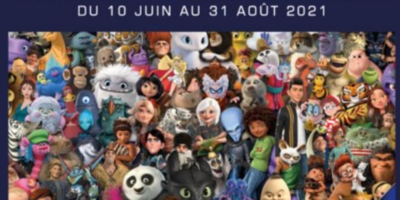 25 ans de DreamWorks Animation : exposition «hors les murs» au château de Voltaire