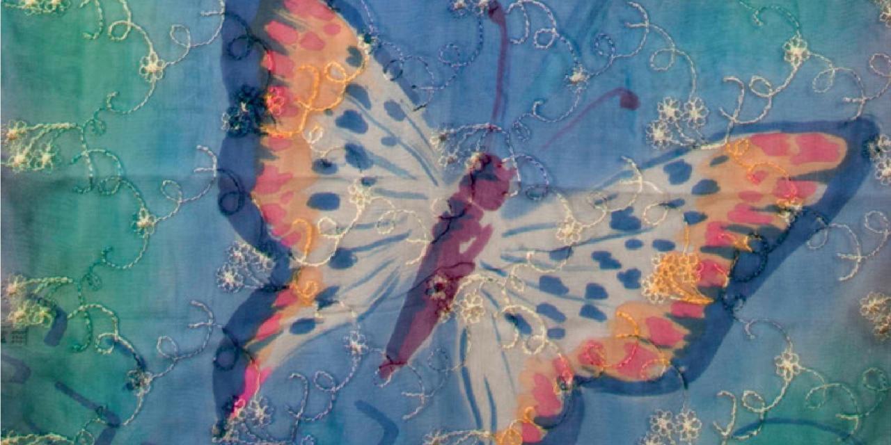 Laissez-vous envoûter par une nuée de papillons !