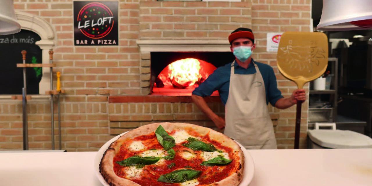 La Pizzeria Le Loft à découvrir à Montagnat !