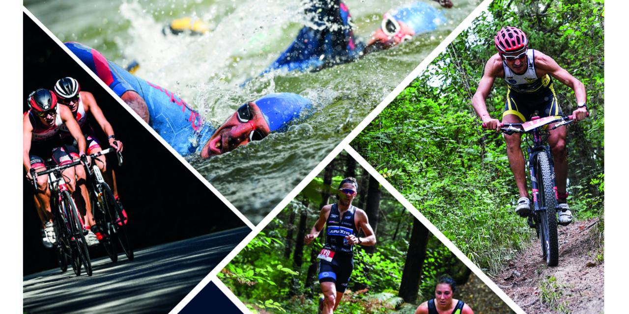 L'O'xyrace un cross-triathlon, entre aventure et dépassement