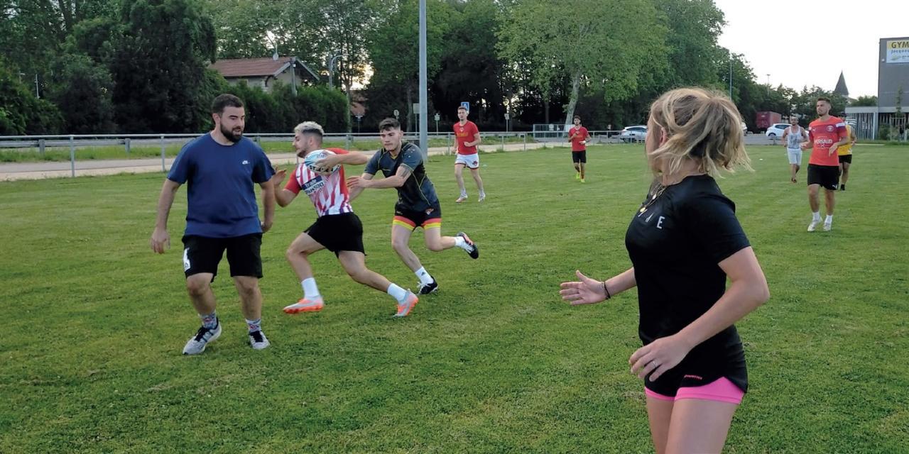Bresse Touch Club, du rugby… oui mais soft !