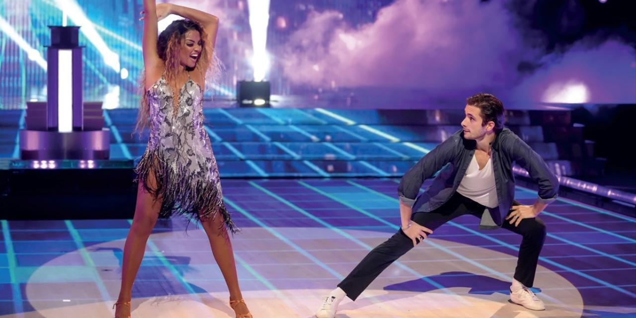 Samuel Texier et Wejdene veulent gagner Danse avec les stars