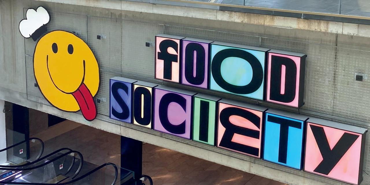 J'ai testé Food Society, the new place to be à Lyon