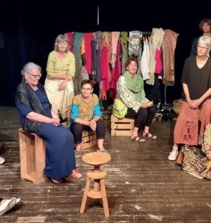 rencontres theatre amateur - compagnie les ephemeres