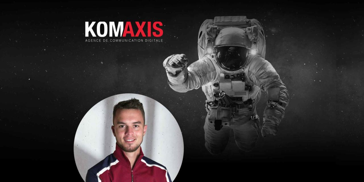 Komaxis : l'agence digitale qui propulse vos projets !