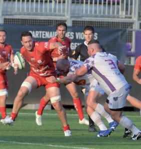 usbpa vs oyonnax rugby